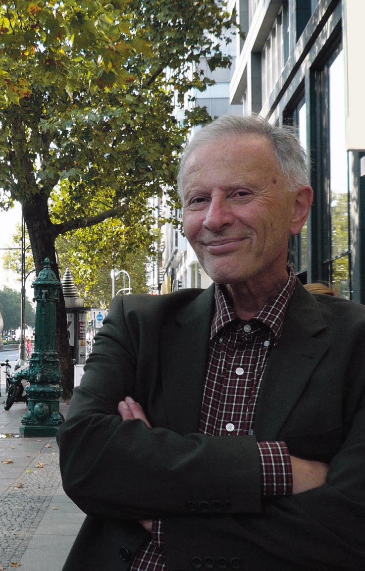 Prof. Dr. Robert Solomon Wistrich, Berlin, 16. September 2014